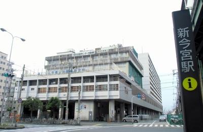あいりん労働公共安定所.JPG